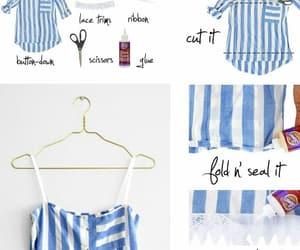 diy, moda, and tutorial image