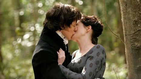 Anne Hathaway, becoming jane, and music image