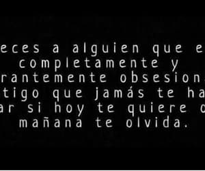 love, frases, and Chica image