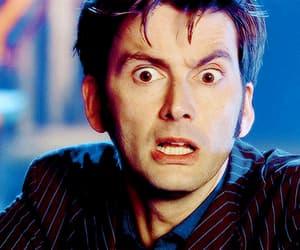 david tennant, gif, and doctor who image