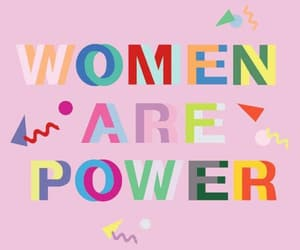 gif, woman, and girl power image