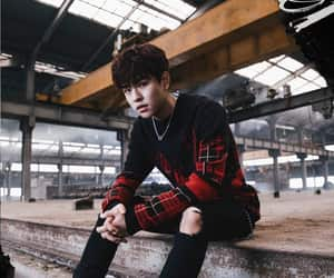 seungmin and stray kids image