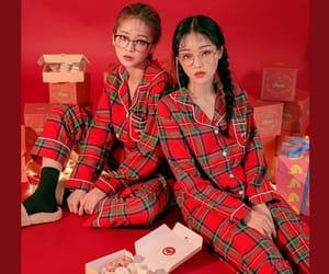 christmas, cold, and korea image