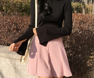 asian fashion, kfashion, and knit image