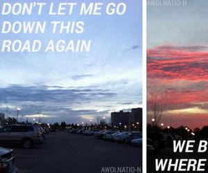 pop punk, quote, and neck deep image