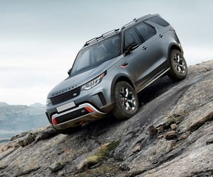 discovery, landrover, and svx image