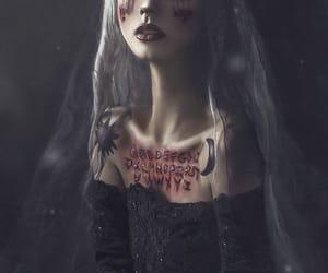 amazing, dark, and beauty image