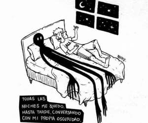Noche and oscuridad image