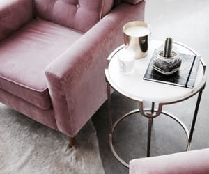 classy, pink, and luxury image