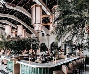 luxury, summer, and bar image