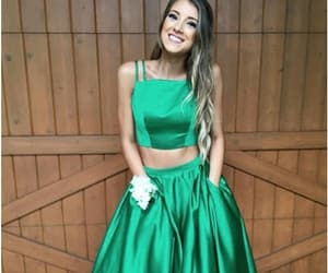 2 pieces, evening gowns, and hunter prom dresses image