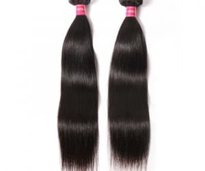 hair extensions, indian hair extensions, and indian body wave hair image