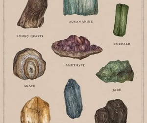 article, healing, and birthstones image