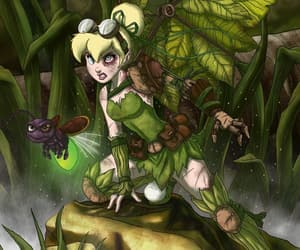 horror, fairy tail, and tinker bell image