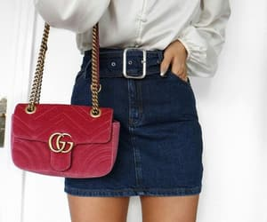 fashion, clothes, and gucci image