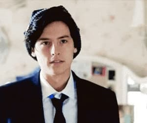 gif, riverdale, and cole sprouse image