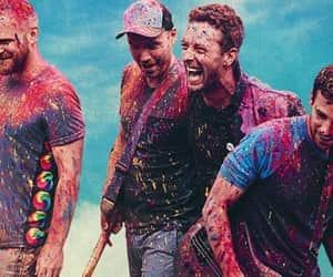 coldplay, music, and Chris Martin image