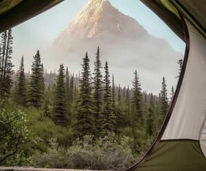 air, amazing, and camping image