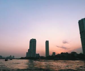 bangkok, horizon, and life image