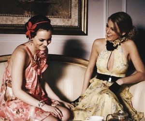 blair waldorf, gossip girl, and blake lively image