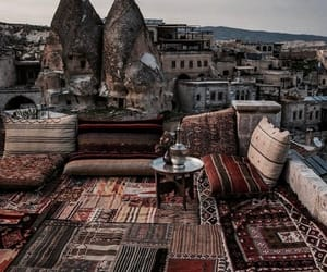 place, textile, and travel image