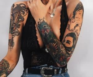 tattoo, art, and body image