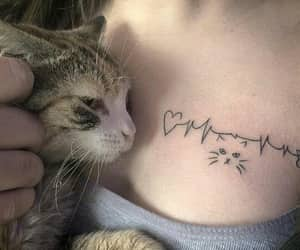 tatoo and catinmyheart image