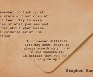 quotes and stephen hawking image