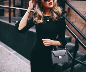 beautiful, black, and chic image
