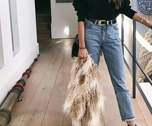 fashion, winter, and goals image