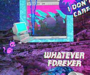 aesthetic, vintage, and vaporwave image