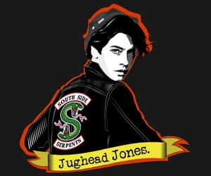 riverdale, cole, and jughead image