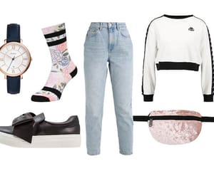 casual, fashion, and look of the day image
