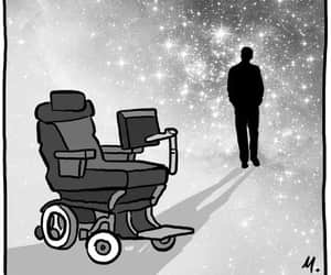 physics, rip, and stephen hawking image