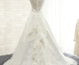 lace wedding dress, new arrival wedding dress, and ball gown wedding dress image