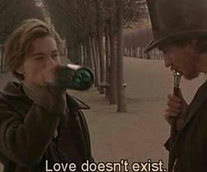 love, leonardo dicaprio, and quotes image