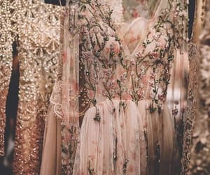 details, dresses, and flowers image