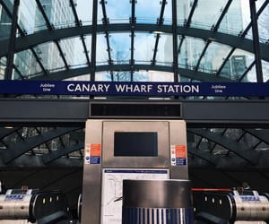 adventure, aviation, and canary wharf image