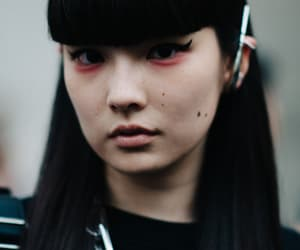 asian, japanese, and model image