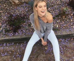 alissa violet, smile, and violet image