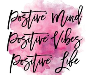 positive, quotes, and pink image