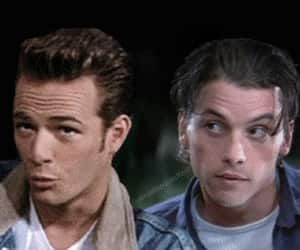 luke perry, riverdale, and skeet ulrich image