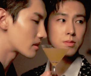 gif, dbsk2, and tvxq image