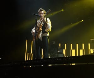 beautiful, boy, and concert image