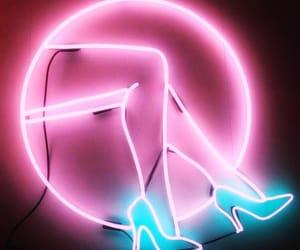 neon, light, and fun image