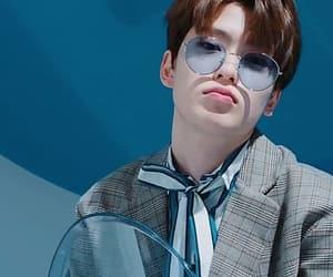 aesthetic, blue, and jaehyun image