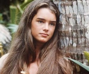 80s, brooke shields, and the blue lagoon image