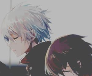 anime, love, and kaneki image