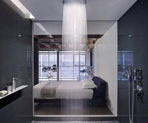 shower, bedroom, and bathroom image