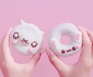 dessert, sweet, and donuts image
